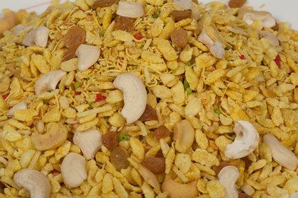 Dry Fruit Corn Mixture