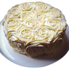 White Chocolate Cake  - Expressluv.in