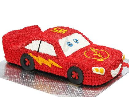 Car Theme Designer Cake