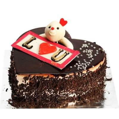 Black Forest - Love You Cake