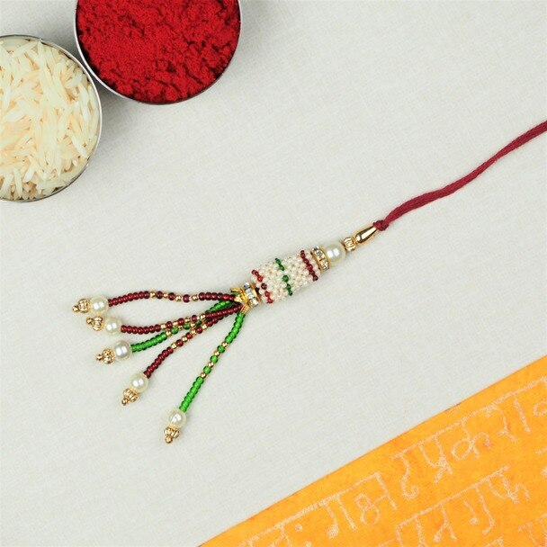 Traditional Lumba Rakhi - FOR NEW ZEALAND
