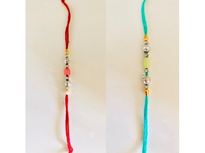 Rakhi set Pair 3 - USA
