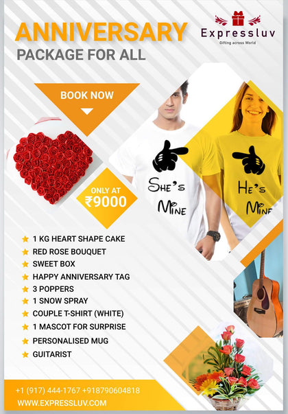 Anniversary Package for All