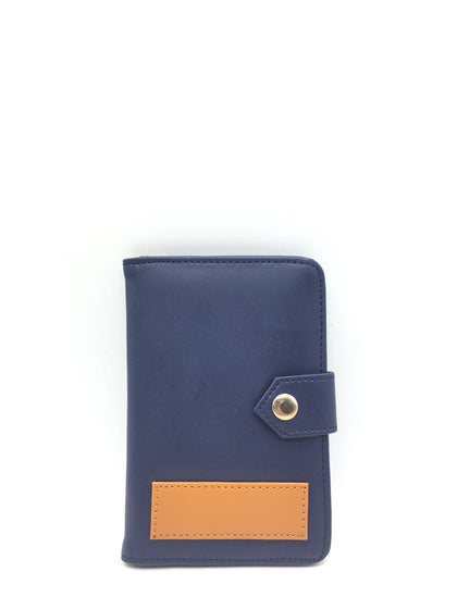 Theme Blue - Passport Holder  - Expressluv.in