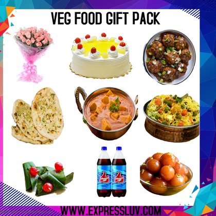 Veg Food Pack for Family