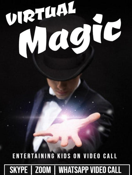 Virtual Magic Show for Kids