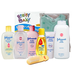 Johnsons Baby Care Gift Pack  - Expressluv.in