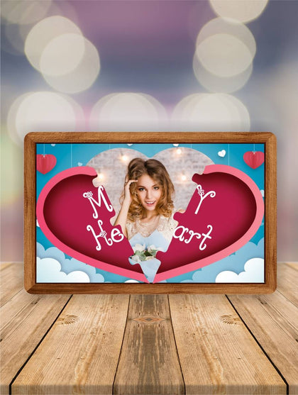 My Heart Magnetic Frame