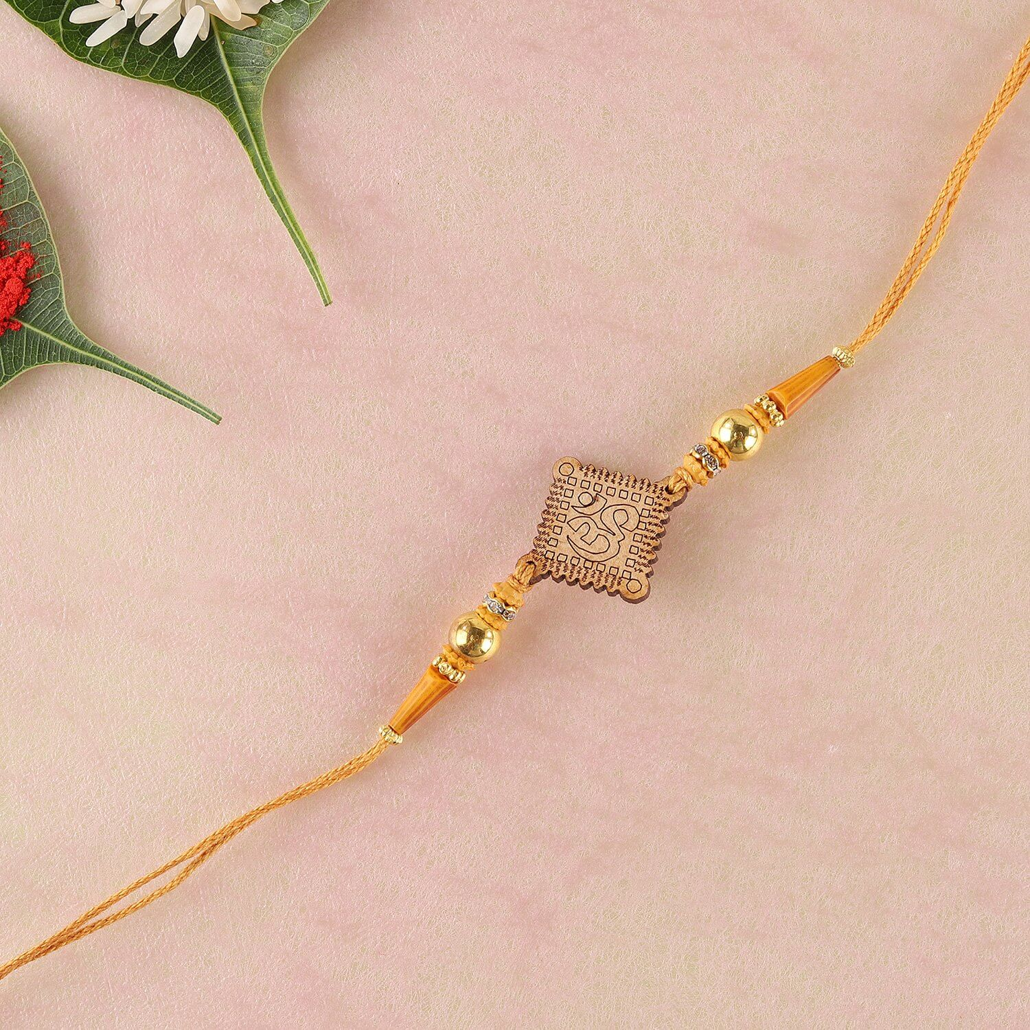 Elegant Designer Rakhi  To Europe