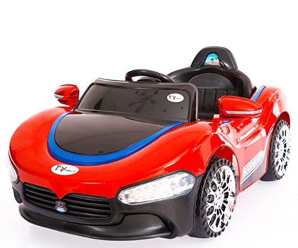 Sports Rechargeable Battery Painted Ride-on Car (Red)
