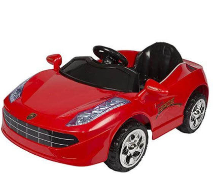 Battery Operated Sporty Car Ride On for 2 to 5 Years Kids, Red