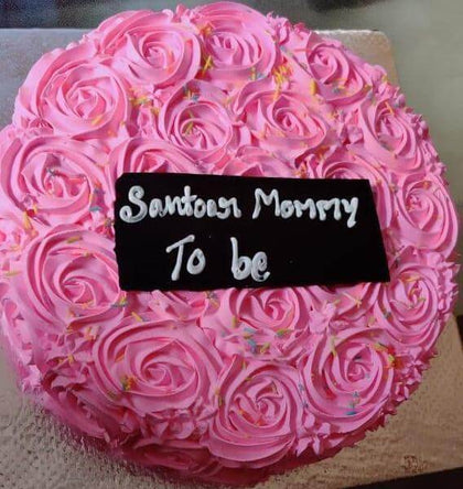 Cake for Mom to be