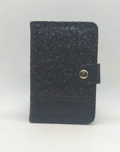 Dark Shiny Passport holder