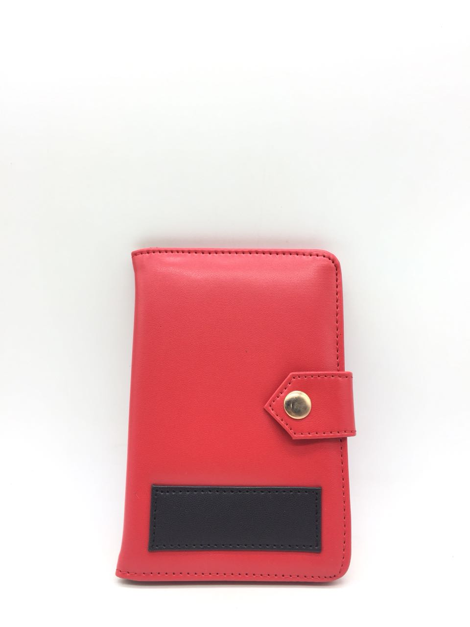 Red Theme Passport Holder  - Expressluv.in