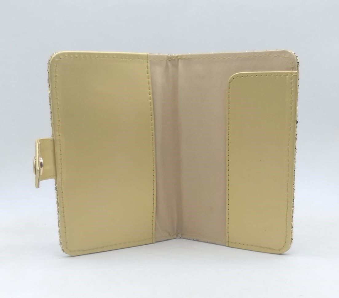 Shinny passport Holder  - Expressluv.in