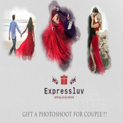 Special Photo Shoot Gift for Couple