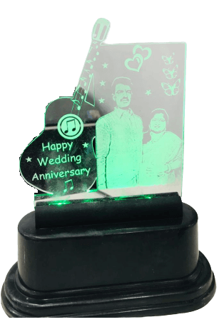 LED Acrylic for Parents