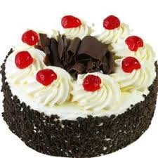 Yummy Black Forest Cake 500 Grams  - Expressluv.in