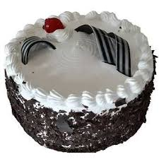 Delighted Black Forest Delight Cake 500 Grams