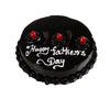 Delicious truffle cake for father's day - send father's day cakes online with expressluv