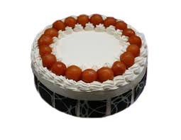 Simple Gulab Jamun Cake 1kg