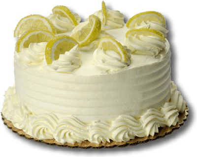 Lemon Cake to Canada