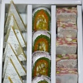 Kaju Dry Fruit Barfi, Pista Dry Fruit Rocket, Special Pista Dry Fruit Barfi 500 gm pack - Expressluv.in