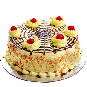 Butterscotch Yummy Cake 500 grams