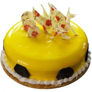 Mango Yummy Cake 500 Grams