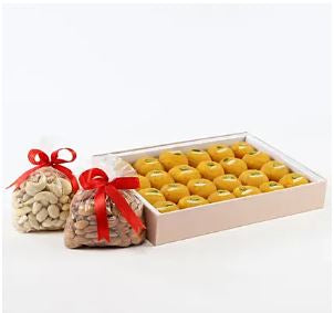 Laddu and Dry Fruits Pack