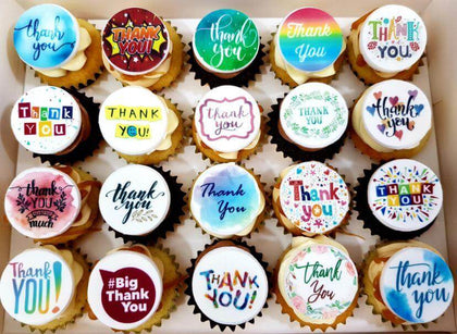 Personalized Cup Cakes