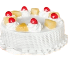 PineApple Cake - 500 Grams