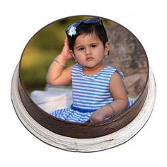 Cute Photo Cake, order phoro cake onlien for kids - Expressluv.in