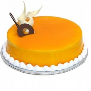 Mango Delight Cake 500 Grams