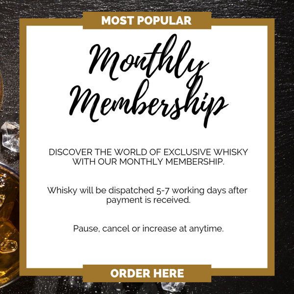 MONTHLY MEMBERSHIP - THE QUAICH