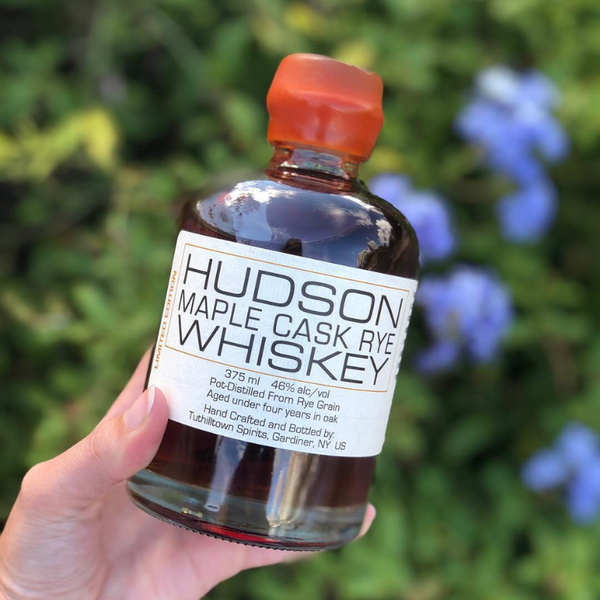 February 2019 - New York, USA - Hudson Maple Cask