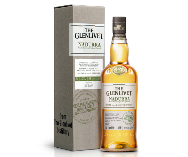 June 2019 - Ballindalloch, Scotland - The Glenlivet Nadurra FF American Oak Cask Strength