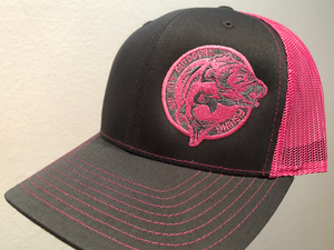 13. PINK FISHER (Curved)