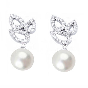 Pieron Pearl Earrings