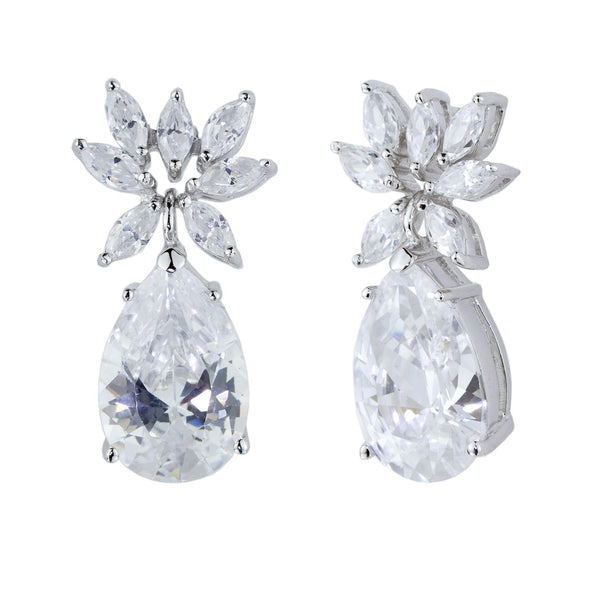 Avani CZ Earrings