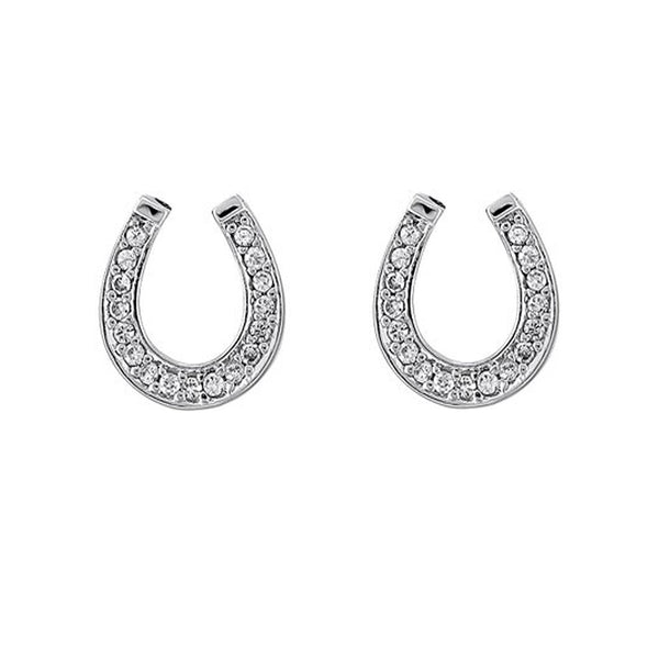 Lucky Horseshoe Earrings
