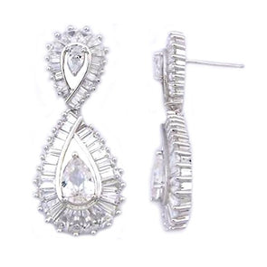 Cleo CZ Earrings