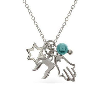Luck & Protection Charm Necklace