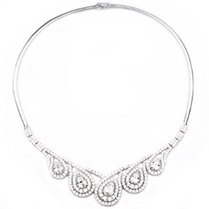 Grace CZ Necklace
