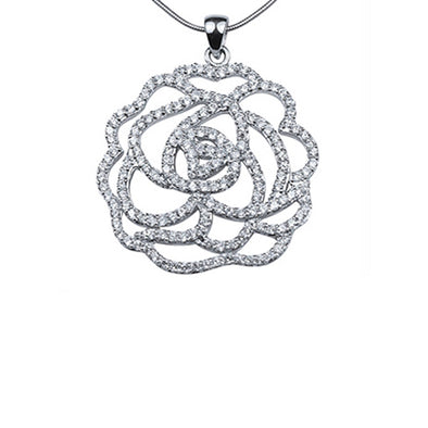 Vera Flower Necklace
