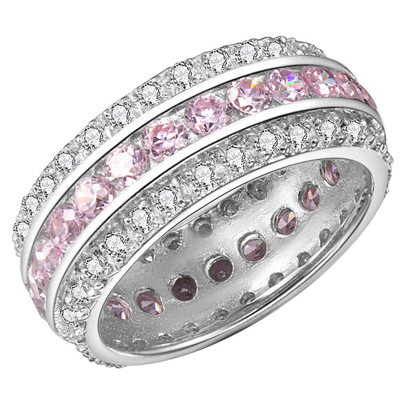 Beauvais Ring in Pink