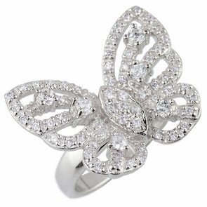 Mariah Butterfly Ring