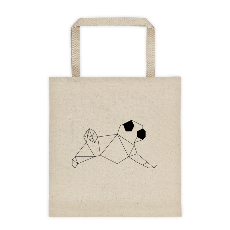 Graphic Pug Art ~ Tote bag Accessories PUGYOU