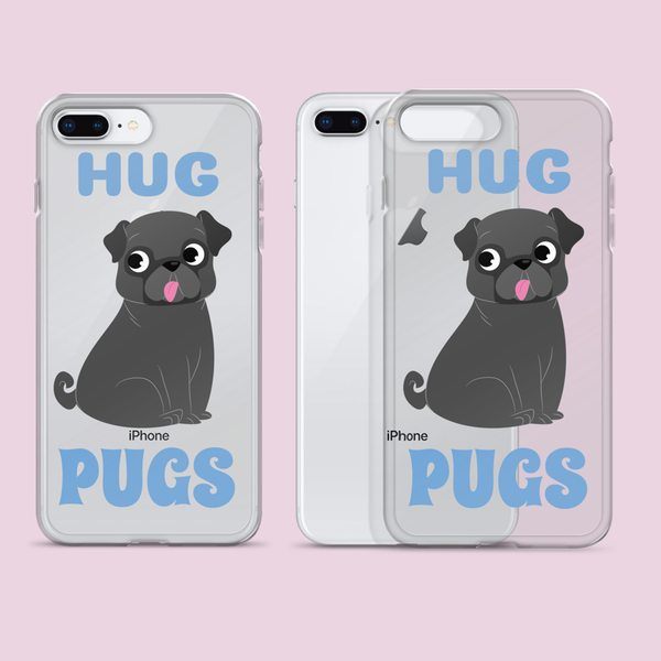 Hug Pugs ~ iPhone Case Accessories PUGYOU