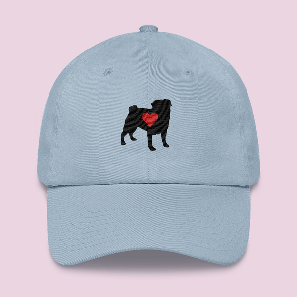 I Pug You ~ Dad hat Accessories PUGYOU